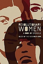 Revolutionary women : a book of stencils