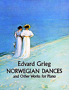 Norwegian dances and other works : for piano