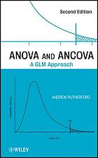 ANOVA and ANCOVA : a GLM approach