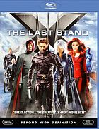 X-Men. / The last stand