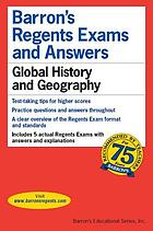 Barron's Regents power pack. Global history and geography.
