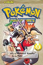 Pokemon adventures 8, Gold & silver