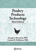 Poultry products technology