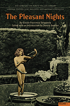 The pleasant nights. Volume 1