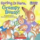 Spring is here, Grumpy Bunny!