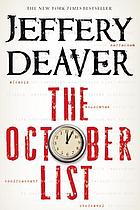 The October list : a novel in reverse, with photographs by the author