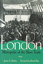 London, metropolis of the slave trade
