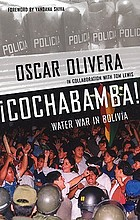 Cochabamba! : water war in Bolivia