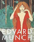 Edvard Munch : signs of modern art
