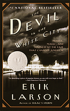 Reader's Voice Book Club kit for The devil in the white city by Erik Larson