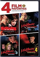 A nightmare on Elm Street 1-4