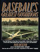 Baseball's greatest quotations