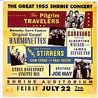 The Great 1955 Shrine concert.