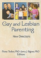 Gay and Lesbian Parenting: New Directions cover image