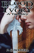 Blood & ivory : a tapestry ; a collection of short stories and art