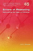 Errors of reasoning : naturalizing the logic of inference