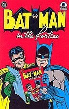 Batman in the forties