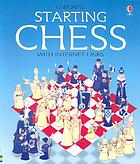 Starting chess: [with internet links]
