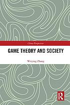 Game Theory and Society.