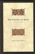 The Gospel of John : text and context