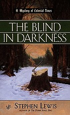The blind in darkness