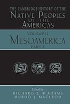 The Cambridge history of the native peoples of the Americas.