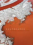 Saltscapes : the kite aerial photography of Cris Benton