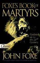 The new Foxe's book of martyrs 2001
