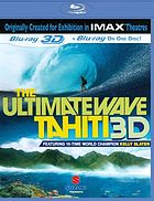 The ultimate wave. Tahiti 3D