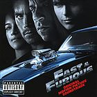 Fast & furious original motion picture soundtrack