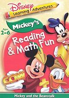 Mickey's reading &amp; math fun Mickey and the beanstalk