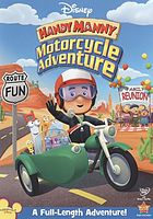 Handy Manny. Motorcycle adventure