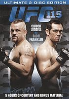 UFC. 115, Liddell vs Franklin