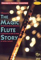 Mozart, the magic flute story