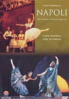 Napoli ballet in three acts
