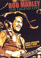 Bob Marley, the legend live