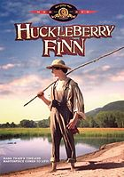 Mark Twain's Huckleberry Finn a musical adaptation