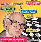 The music of Milton Babbitt