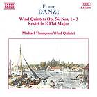 Wind quintets op. 56, nos. 1-3 Sextet in E flat major