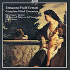 Idillio concertino : in la maggiore, op. 15, per oboe solo, orchestra d'archi e due corni