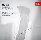 Concerto no. 1, for violin and orchestra ; Concerto no. 2, for violin and orchestra