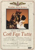 Così fan tutte a comic opera in two acts