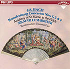 Brandenburg concertos [first recording of the original version