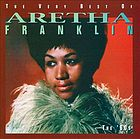 The very best of Aretha Franklin. The 60's
