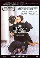 La pianiste The piano teacher