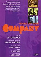 Original cast album, Company