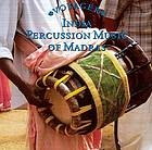 India percussion music of Madras
