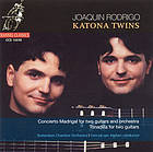 Concierto madrigal for two guitars and orchestra ; Concierto Andaluz : for four guitars and orchestra