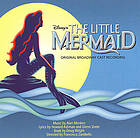 Disney's The little mermaid original Broadway cast recording