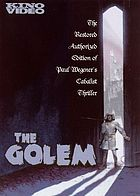 The Golem how he came into the world